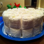 diaper cake bottom layer.1