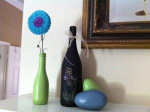 Mantel Vases