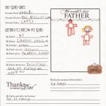All about Dad- Kennyth