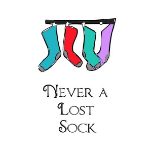 Never lost a sock