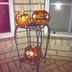 Sticker Pumpkins