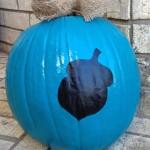 Acorn pumpkin