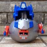 Transformer pumpkin