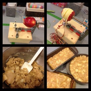 Granny's Fresh Apple Cake