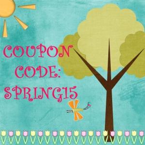 Springcouponcodeinstagram